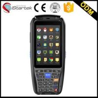 China Good quality handheld V8 rugged ip65 andrioid 4.4 portable nfc pda on sale