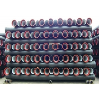 Quality 6m Length Ductile C30 Class Columns Use Galvanized Steel Pipe / Cast Steel Pipe for sale