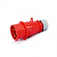 Quality 380V 415V Single Phase 32A IP44 Industrial Power Sockets for sale