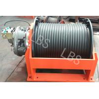 Quality Anchor Type Lebus Groove Drum Power Winch Machine ,mooring and boat ,One Year Warranty for sale