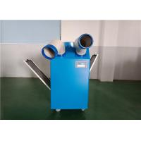 Quality 18700BTU Industrial Spot Cooling Systems / Temporary Coolers For Supplying Cold Air for sale
