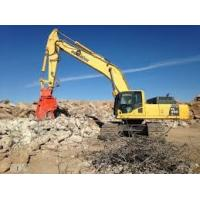 Quality Speed Up Valve Hydraulic Concrete Pulverizer Komatsu PC220 Pulverizer Attachment for sale