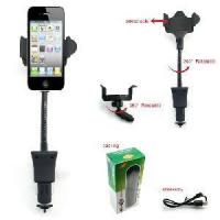 Quality Mobile Car Charger Holder with Cigar Socket for sale
