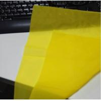 China Yellow 80 - 48 Polyester Screen Printing Mesh for Textile ,115cm  ~ 365cm width on sale
