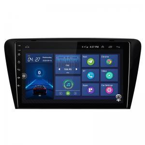 Quality Skoda Octavia 2014 Car Gps Media Player With Buletooth 1080P for sale