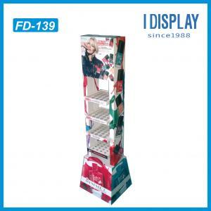 Buy cheap nail polish cardboard display from wholesalers