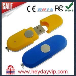 China USB 3.0 fastest usb flash drive 64GB full capacity metal swivel usb flash drive for gift on sale