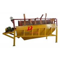 Quality Multi Function Trommel Vibro Screening Machine For MSW Municipal Solid Waste for sale
