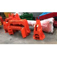 Quality Construction Machinery Excavator Mounted Vibro Hammer With Lubrication System for sale