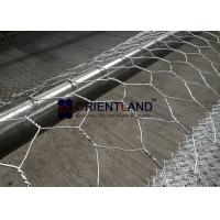 Quality Rockfall Mesh Netting Gabion Wall Baskets Dam Embankment Protection Woven Wire Mesh for sale