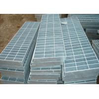 Quality Corrosion Resistant Galvanized Steel Grating Silver 32 X 5 Metal Walkway for sale
