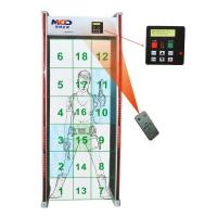 Quality Realible Intelligent Door Frame Metal Detector Walk Through For Security for sale