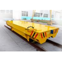 Quality 30T Heavy Load  Electric Transfer Cart Anti Crush 3000*1500mm CE Approved for sale