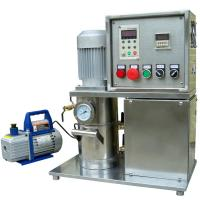Quality Lab Vacuum Mixer Homogenizer For Lithium ion Battery Electrode Mixing for sale