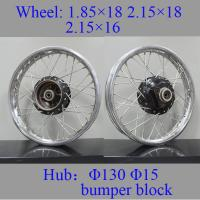 Quality Polished Custom Motorcycle Spokes Lightweight For Off Road Motorcycle for sale