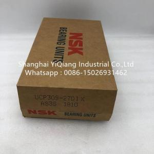 Quality NSK  Ball Bearing Units  UCP309-27 for sale