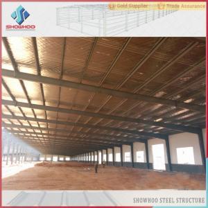 Light Steel Construction Design Prefabricated Steel Structure Warehouse