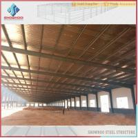 Buy Light Steel Construction Design Prefabricated Steel Structure Warehouse at wholesale prices