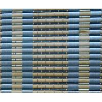 Quality Durable Bamboo Patio Shades Environmental Friendly Beautiful Pattern for sale