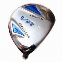 Buy cheap Golf Club, New Style Golf Woods, Made of Stainless Steel 431 from wholesalers