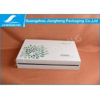 Best Beautiful Silver Paper Printing Cardboard Gift Set Packaging Boxes For Cosmetics wholesale