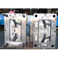 China Industry Metal Molds For Plastic Uto Fixing Bracket With Material PBT 30GF on sale