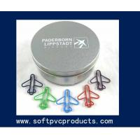 Quality Promotional Products Colorful Rubber or Soft PVC Paper Clip Eco-friendly and Non-toxic for sale