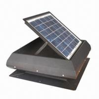 China Solar Attic Fan with 15W on sale