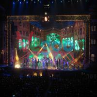 Buy cheap Rich Indoor Full Color Stage Background Led Screen 3.91mm Long Lifespan from wholesalers
