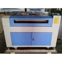 China 6090 CO2 laser cutting machine for plexigalss, colth, leather, photo engraving, bamboo on sale