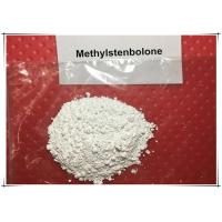 Quality Methylstenbolone Muscle Gaining 99% Purity USP Standard Quick Effect for sale