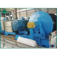 Quality 10 Ton 15 Ton 25 Ton High Speed Belt Type Brake Electric Winch for sale