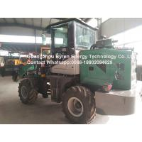 Quality 2210mm Wheelbase Front End Compact Wheel Loader for sale