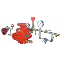 Quality Ductile Iron Fire Fighting Valve Dry Type   EN1092.2 / ASME B16.1 PN 10 / 16 for sale