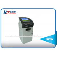 China Touch Screen Automatic Card Vending Machine For Bank / Retail Store Custom Logo on sale