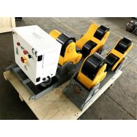 Quality Pipe Self Aligned Welding Rotator Roller 5000kg Driving And Idler Unit for sale