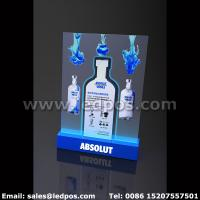 Buy cheap Ledpos Absolut Vodka Bottle Sign from wholesalers