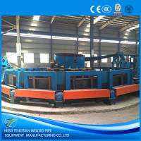 China Horizontal Accumulator Tube Mill Auxiliary Equipment High Speed ISO9001 on sale