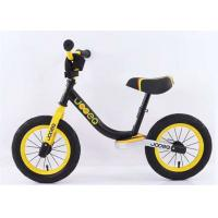 "Quality 12"" 14"" High Carbon Steel Children Balance Bike  Baby Push Bike With Adjustable Seatpost for sale"