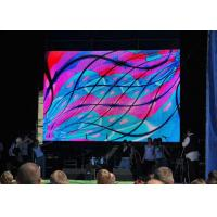 15.6mm Pixel Pitch Led Rental Display , Outdoor Video Display Screens Long Life Span