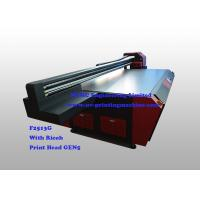 China High Speed Flabed Digital UV Printer with Ricoh GEN5 Print Head on sale