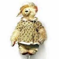China Outfit Teddy Bear, Suitable for Gifts, Collection and Home Decorations on sale