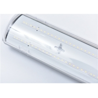 Quality 1200mm 36W 2*36W Vapor Proof Led Lights For Tunnel / Railway Station for sale