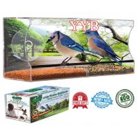 Best Factory Wholesale  Large & Clear Window Bird Cage - Great Gift For Bird lovers wholesale