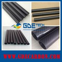 Quality carbon fiber tubing supplier for sale