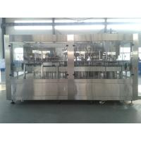 Quality Automatic Brewery Production Line Drink Rinsing Filling Capping Monoblock Machine for sale