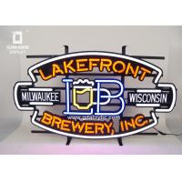 Best LED Neon Sign Optional Colors Available Strong Metal Bracket For Installation wholesale