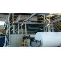 Quality Single S Type PP Spunbond Nonwoven Making Machine For Non Woven Bags for sale