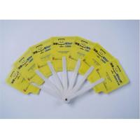 Best Eco Friendly Cute PP Seven Hand Folding Fans For Promotional Gifts wholesale