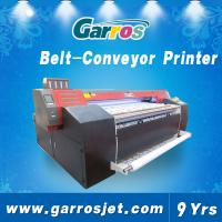 Best Garros Large Format Digital Printing Machine Industrial Textile Inkjet Printer with DX5 wholesale
